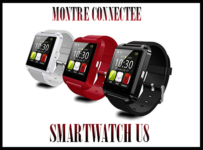 guide achat smartwatch u8