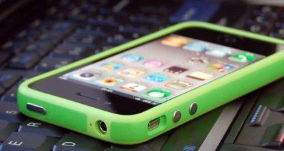 Coque iPhone 4 : Bumber
