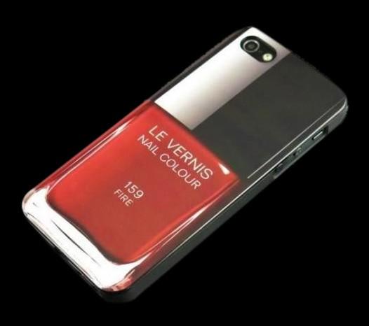 coque iphone 6 vernis noir