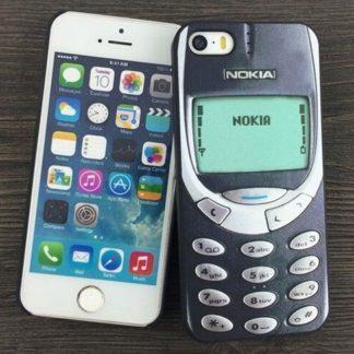 acheter Coque vintage Nokia 3310 iPhone 5/5S