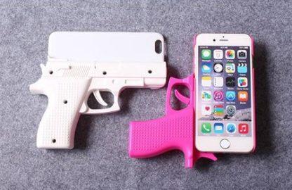 Coque iPhone 6 plus / 6s plus Pistolet gun revolver