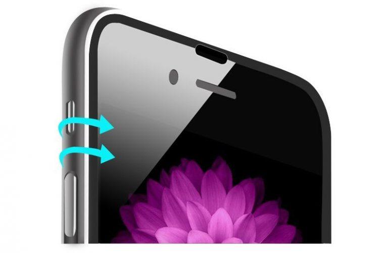 Film protection iPhone 7 en verre trempé