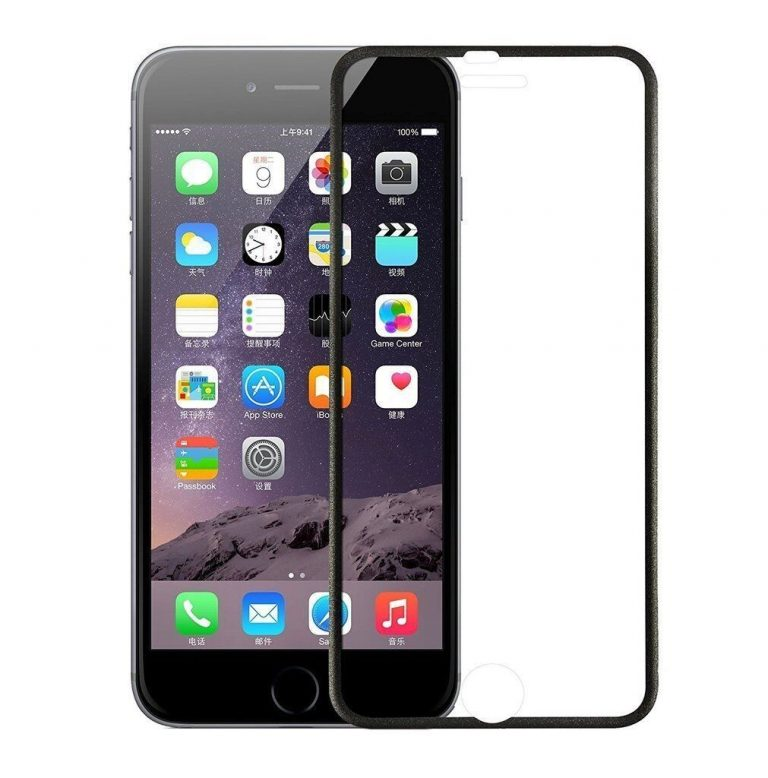 Film de protection iPhone 7 en verre trempé