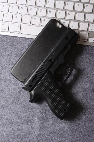 coque pistolet iphone 5