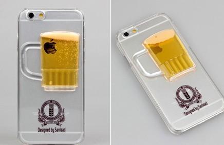 coque iphone 5 biere