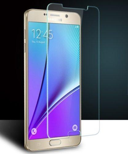 Film de protection Samsung Note 5 en verre trempé