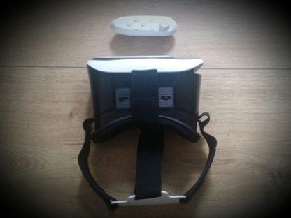 VR BOX V2.0 casque de réalité virtuelle pour iOS et Android