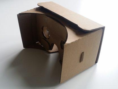 VR Cardboard kit Waahooo