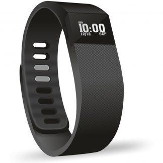 bracelet connectée tw64 noir
