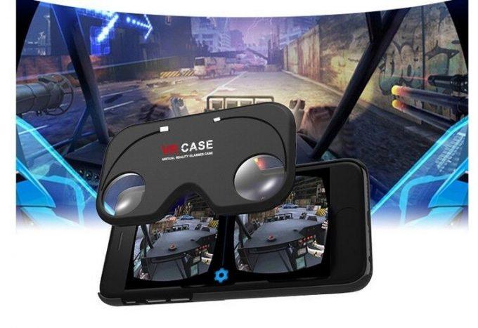 Coque réalité virtuelle iPhone 6/6s