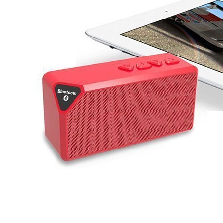 Haut-parleur bluetooth Water Cube Speaker