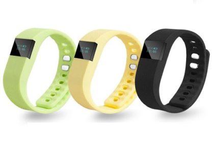 Bracelet connecté TW 64 Bluetooth iOS et Android