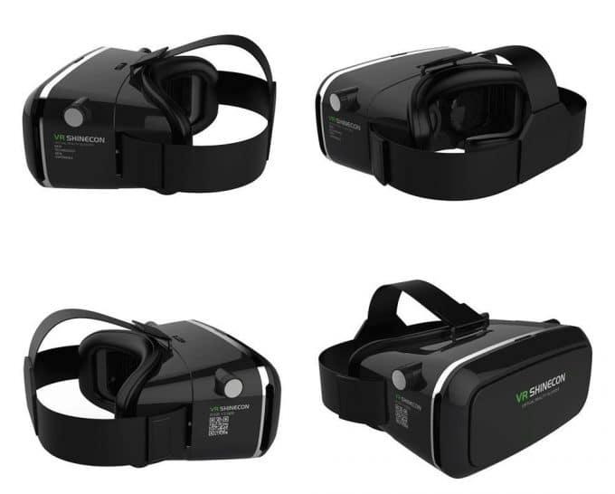 Casque de réalité virtuelle VR Shinecon