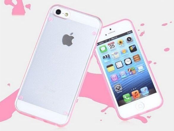 Coque fluorescente LED iPhone 6 et iPhone 6s