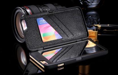 Coque Miroir Portefeuille iPhone 6 plus et 6s plus