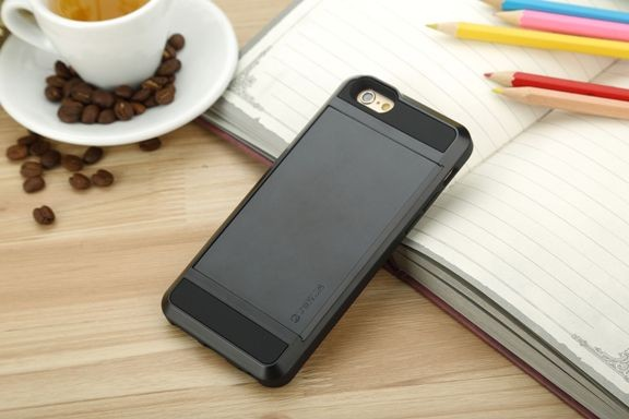 Coque Porte carte Damda Slide iPhone 4 et iPhone 4s