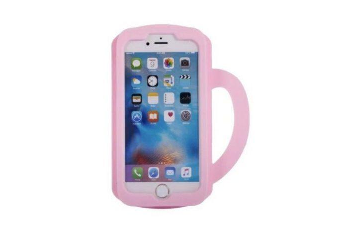 Coque iPhone 5/5s Mug en TPU