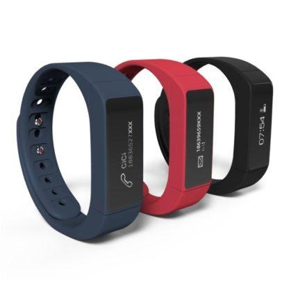 Bracelet connecté I5 bluetooth iOS et Android