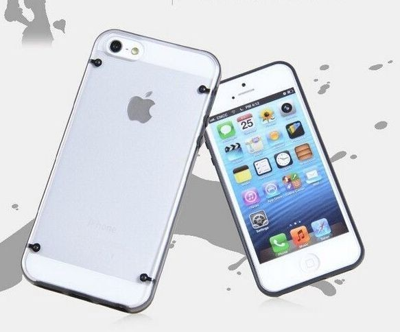 Coque Fluorescente LED IPhone 4 Et IPhone 4s