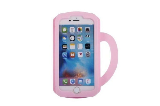 Coque iPhone 5/5s Mug en TPU