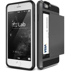 Coque Porte carte Damda Slide iPhone 5 et iPhone 5s Versus