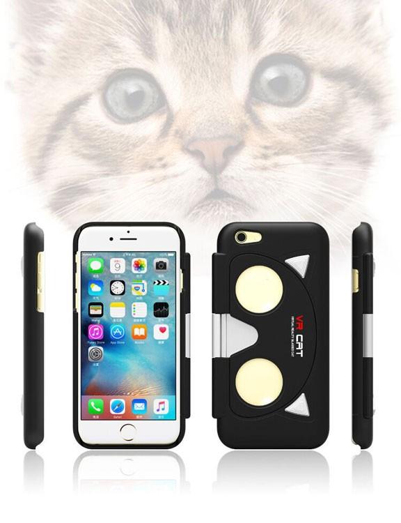 Coque Réalité Virtuelle VR Cat IPhone 6 plus Et 6s Plus