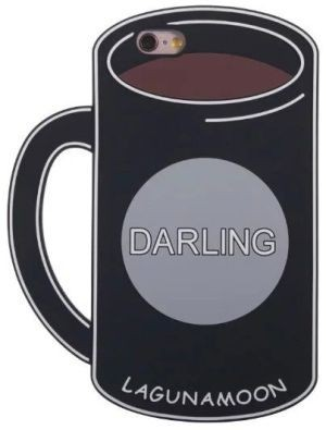 Coque iPhone 6/6s Mug En TPU