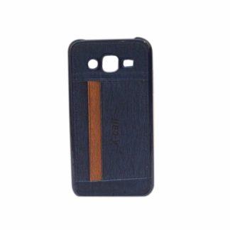 Coque porte carte en jean Iphone 5C