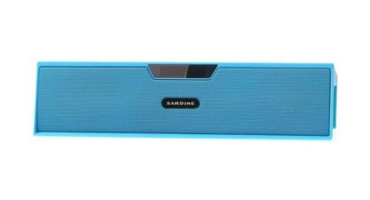 Haut-parleur sans fil Sardine SDY-019 bluetooth son sétréo