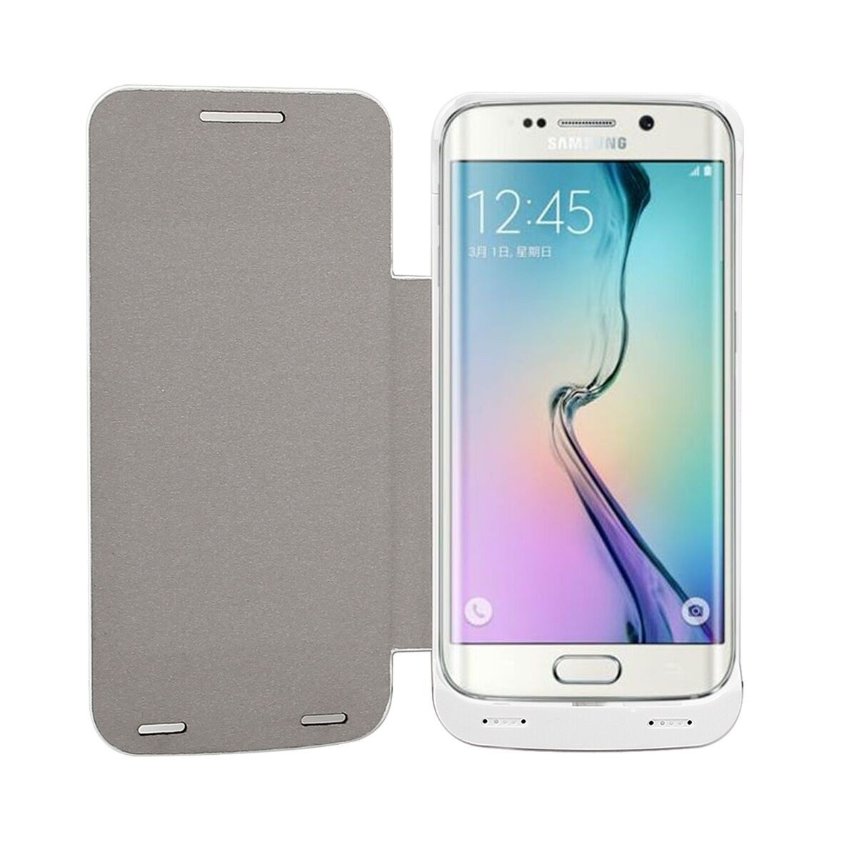 coque rechargeable galaxy s6 edge