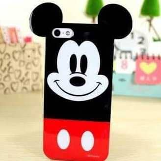 coque iphone 6 silicone mickey