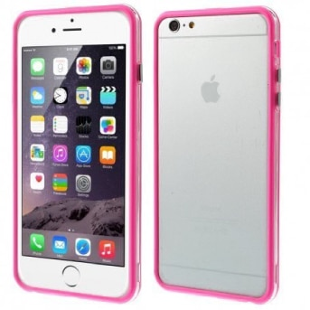 coque iphone 6 bumper rose