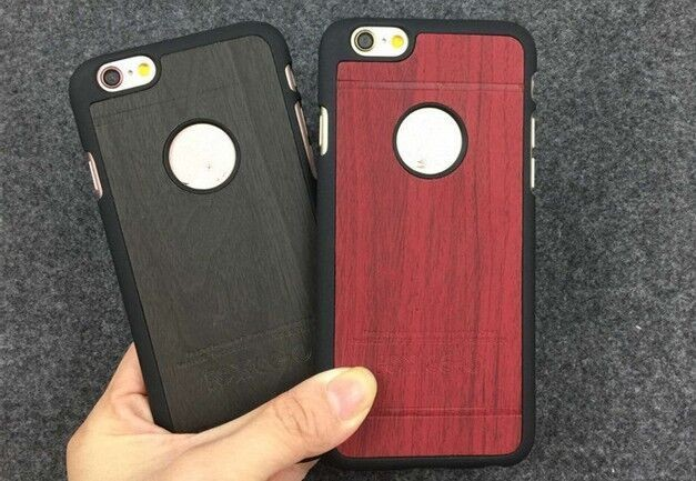 Coque stylé bois iPhone 6 Plus / 6s Plus