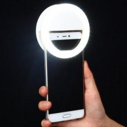 Anneau Lumineux LED Selfie Ring Light