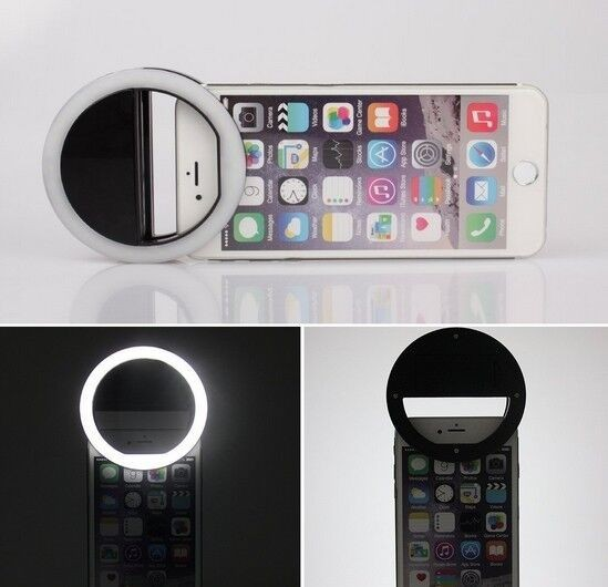 Anneau Lumineux Selfie Ring Light LED