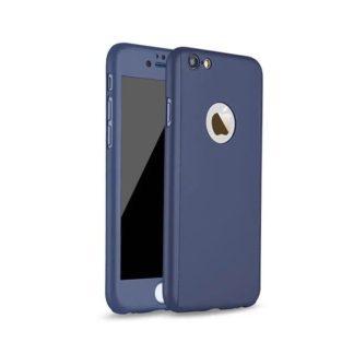Coque Intégrale iPhone 7 + Film En Verre Trempé