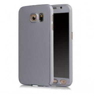 Coque Intégrale Galaxy S7 + Film de protection En Verre Trempé