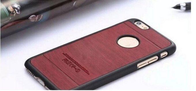 Coque effet bois iPhone 7 et iPhone 8