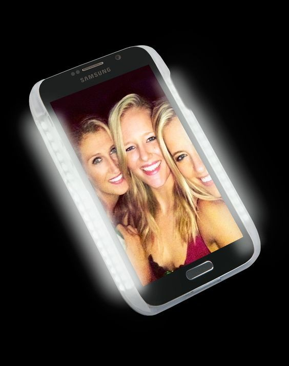 samsung galaxy s7 coque led