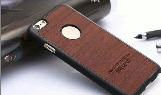 Coque style bois iPhone 5/5s