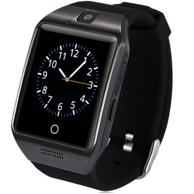 Q18 smartwatch compatible iOS/Android