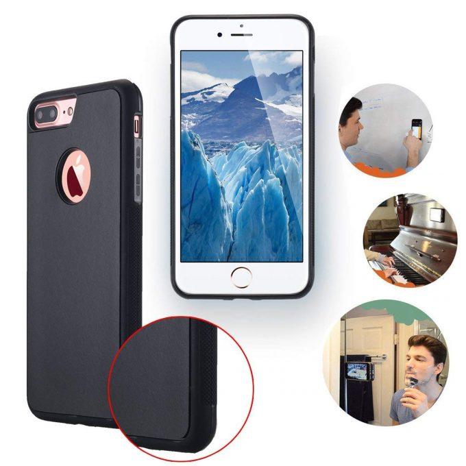 Coque anti-gravité iPhone IPhone 7 plus et iPhone 8 plus