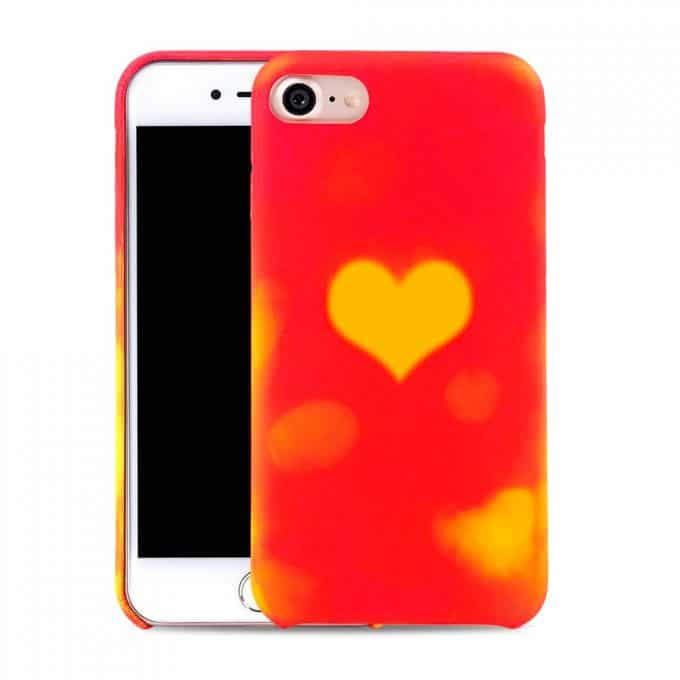 Coque thermosensible iPhone 6/6s