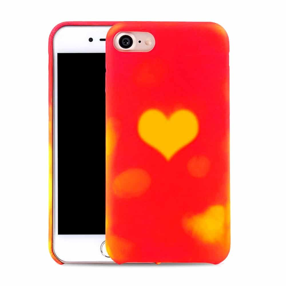 coque thermosensible iphone 8 plus