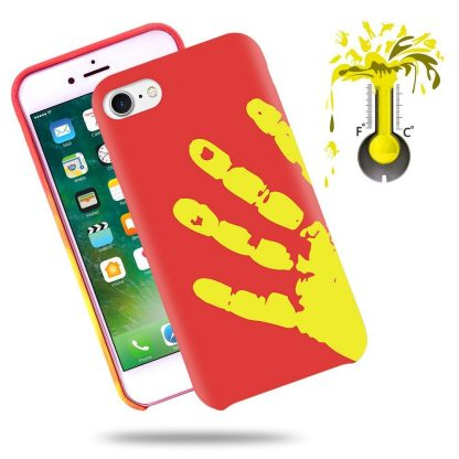 coque thermique iphone 7 rouge