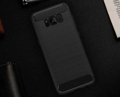 Coque Carbone Galaxy S8