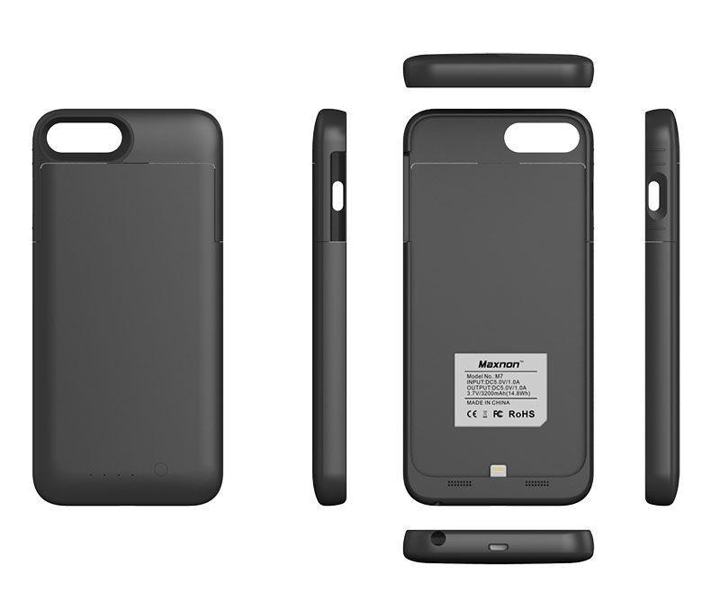 coque battetie iphone 7