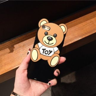 Coque Toy iPhone 7+ Ourson