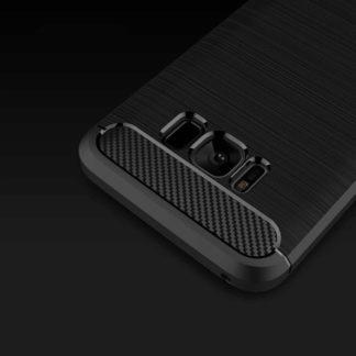 Coque Galaxy S8 plus Carbone