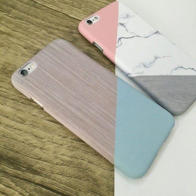 Coque marbre H1 iPhone 7 Plus et iPhone 8 plus